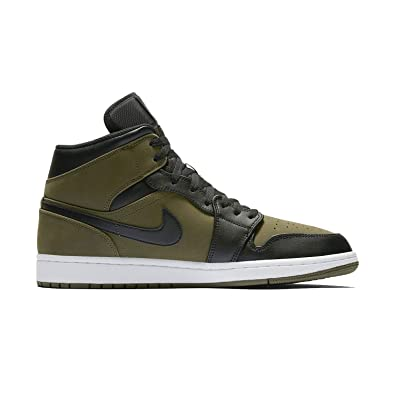 buy popular ecfeb d98b7 Image Unavailable. Image not available for. Color  Nike Mens Air Jordan  Retro 1 ...
