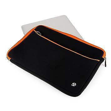 Hombres de bolso del ordenador portátil Tablet funda blanda para bolso bandolera para Dell Inspiron 13