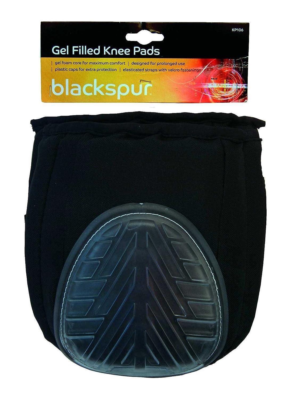 Genouill?re Garniture Gel/Protection Au travail Blackspur BB-KP106