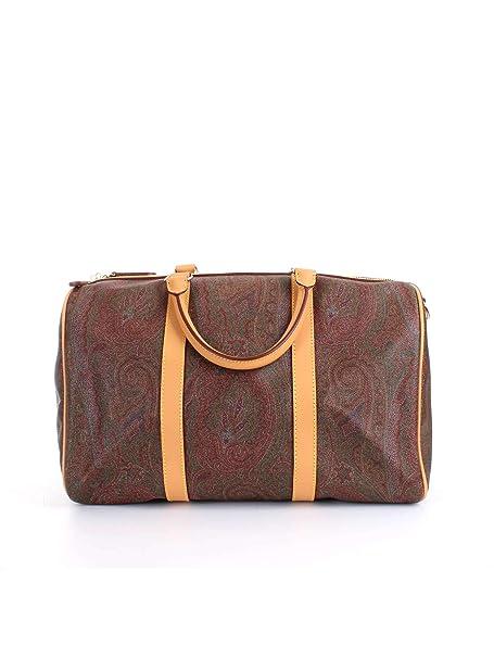 Etro 0H790 8007 0600 Bolsa de viaje Hombre Varios TU: Amazon ...