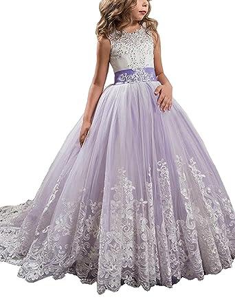 Floor Length Dresses for Girls 7 16