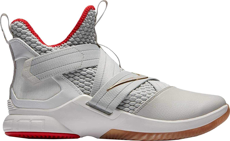 Amazon.com: Nike Lebron Soldier XII - Tenis de baloncesto ...