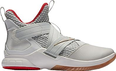 quality design e434a 8d8d9 NIKE Men's Zoom Lebron Soldier XII Basketball Shoes (10-M)