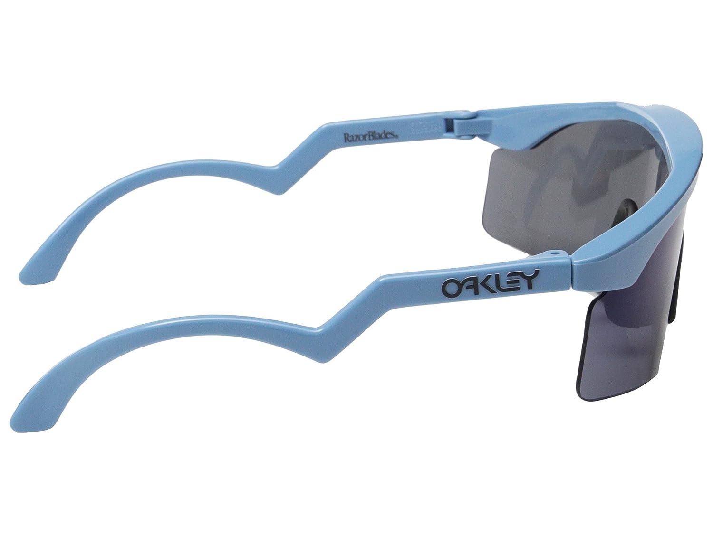 8d3cf2e74d Oakley Men s Razor Blades Heritage Collection Sunglasses (Blue