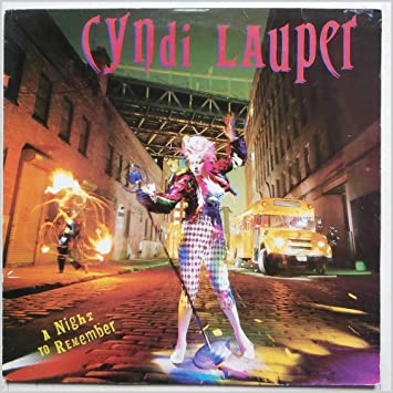 Cyndi Lauper A Night To Remember Amazon Com Music