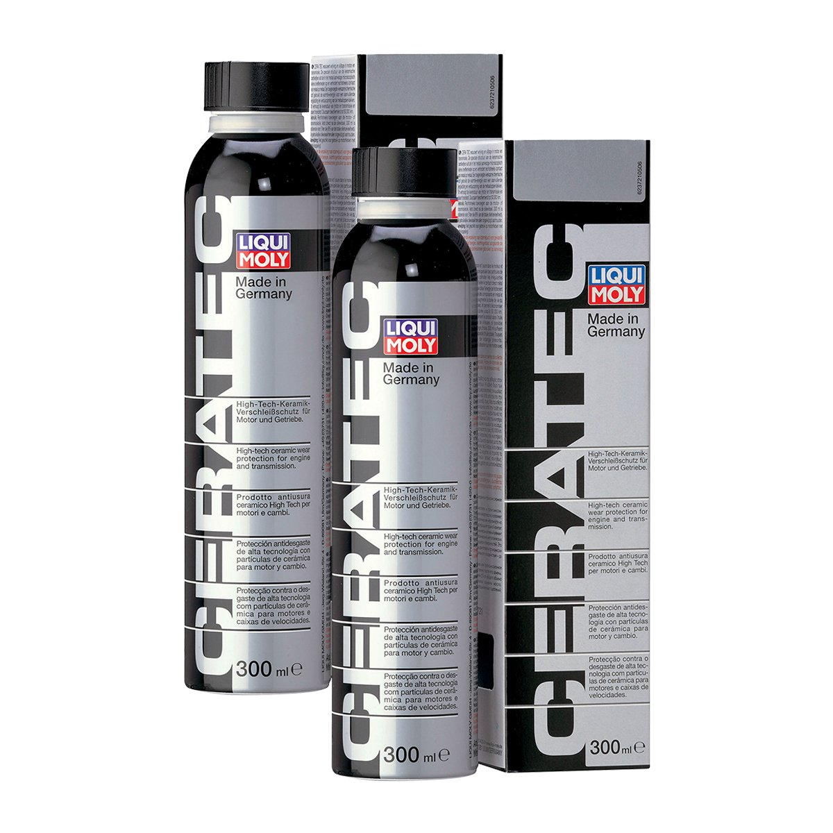 2 x Liqui Moly CERATEC 300 ml - Additivo per olio