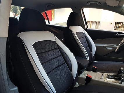 Fundas de asiento K de Maniac de asiento Auto Fundas de asiento Juego de asientos delantero Auto accesorios Interior universal gris accesorios para mujeres y hombres v831047/| coche Tuning Asiento