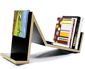 Ik style portable livre étagère rack moderne et pratique livre