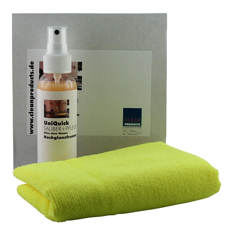 Malerisch Küchenoberflächen Foto Von Cleanhome Uniquick Clean + Care Kit -