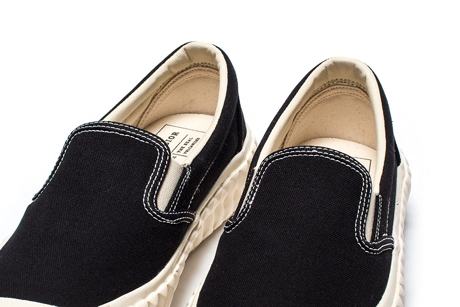 EXCELSIOR Unisex Classic Slip-on Vulcanized Fashion Sneakers