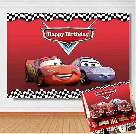 Amazoncom Tj Cartoon Cars Mobilization Theme Photography