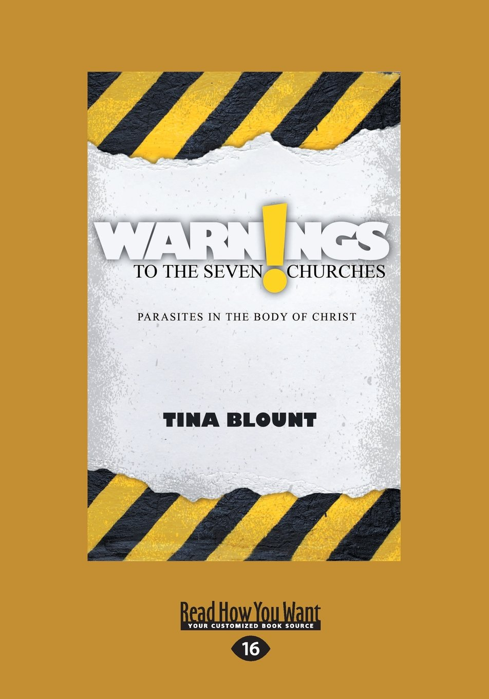 Download Warnings to the Seven Churches: Parasites in the Body of Christ pdf