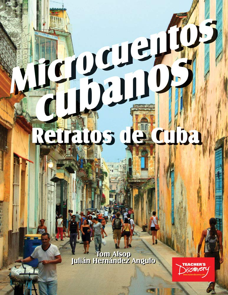 Microcuentos cubanos Level 1-2 Book