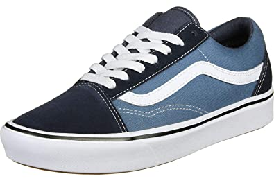 Vans ComfyCush Old Skool Navy: Amazon.de: Schuhe & Handtaschen