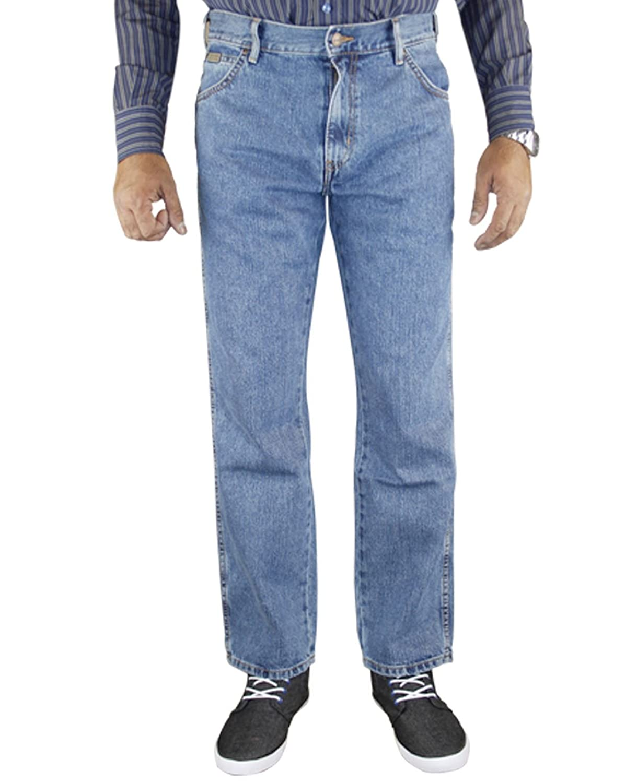 Wrangler Texas Darkstone, Herren, Jeans W12105096