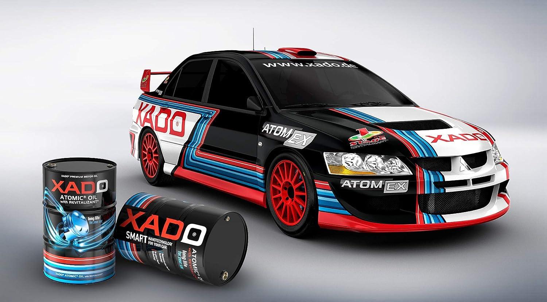Xado Set Für Motorverschleißschutz 3x Ex120 Revitalizant Motor Diesel Auto