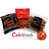Carolina Reaper Mixed Snack Collection Worlds Hottest Snacks