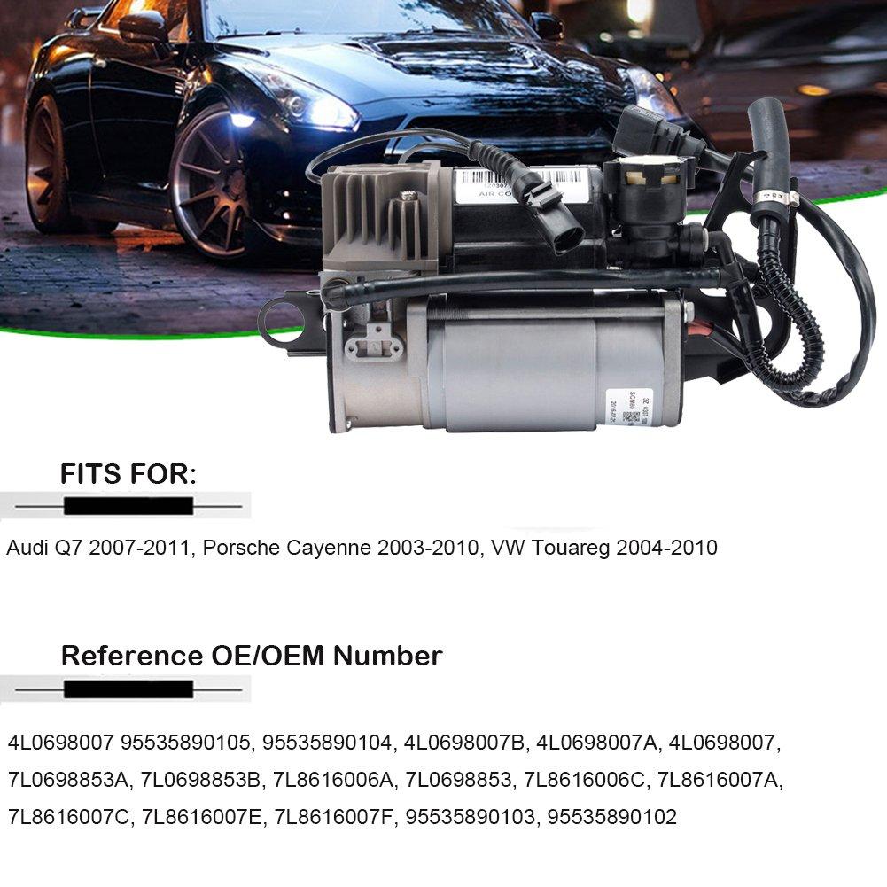 For Audi Q7 Porsche Cayenne VW Touareg Air Suspension