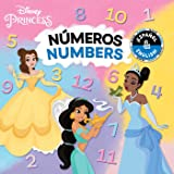 Numbers / Números (English-Spanish) (Disney Princess) (Disney Bilingual)