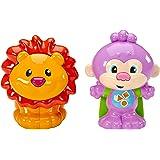 Fisher-Price Laugh & Learn Talk 'N Teach Monkey & Lion