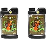 Advanced Nutrients 8550-14AB pH Perfect Sensi Grow Coco Part A+B, 1 Liter, Brown/A (2pks)