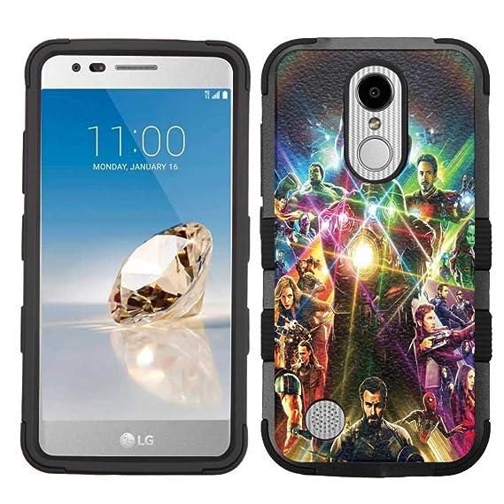 timeless design 61e96 711ce Amazon.com: LG Aristo Case,LG Aristo 2 Case,LG Rebel 3 LTE Case,LG ...