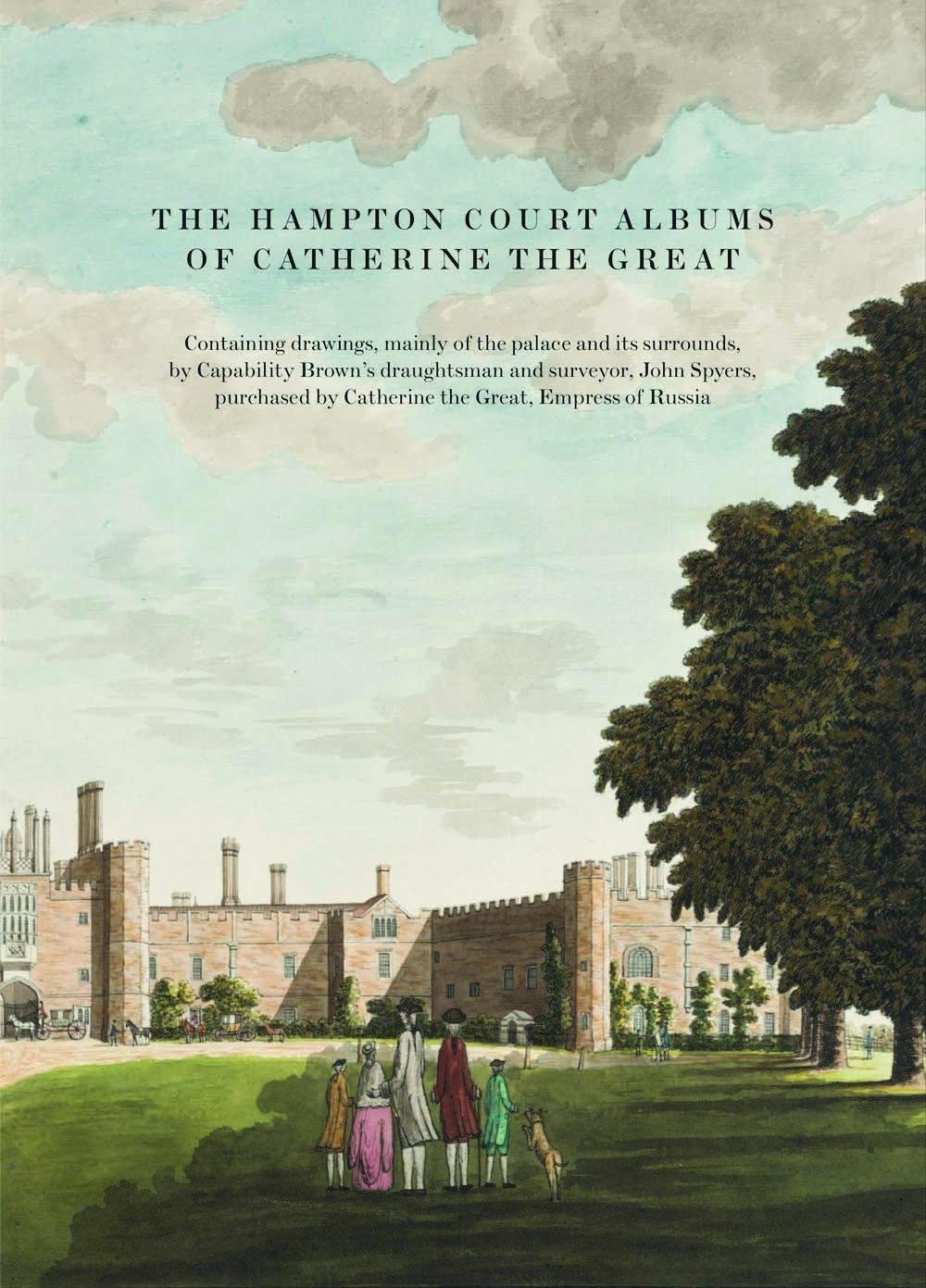 The Hampton Court Albums of Catherine the Great pdf epub