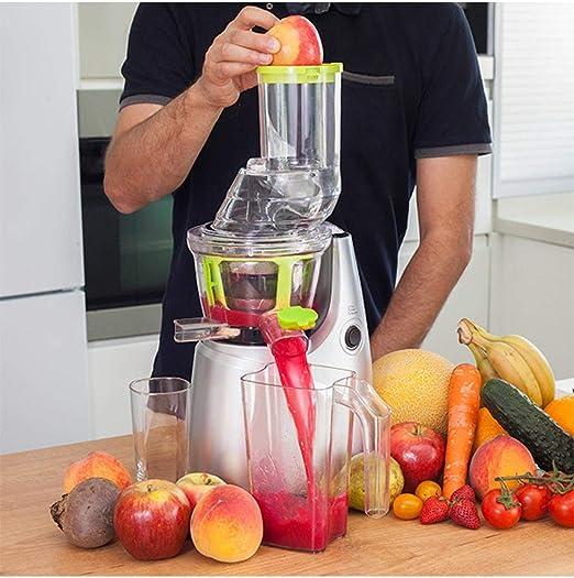 Cecotec Cecojuicer Pro Licuadora de Prensado en Frío, Para Frutas ...