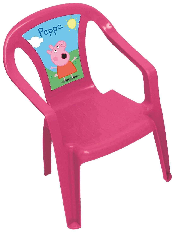 Arditex Frozen Pp Monoblock Chair, Blue, 36,5x30x50 cm Artesania y Diseno Textil SA 708534