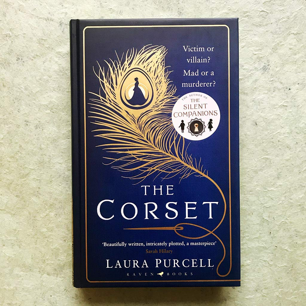 59b7966050c The Corset  The captivating new novel from the prize-winning author of The  Silent Companions  Amazon.co.uk  Laura Purcell  9781408889619  Books