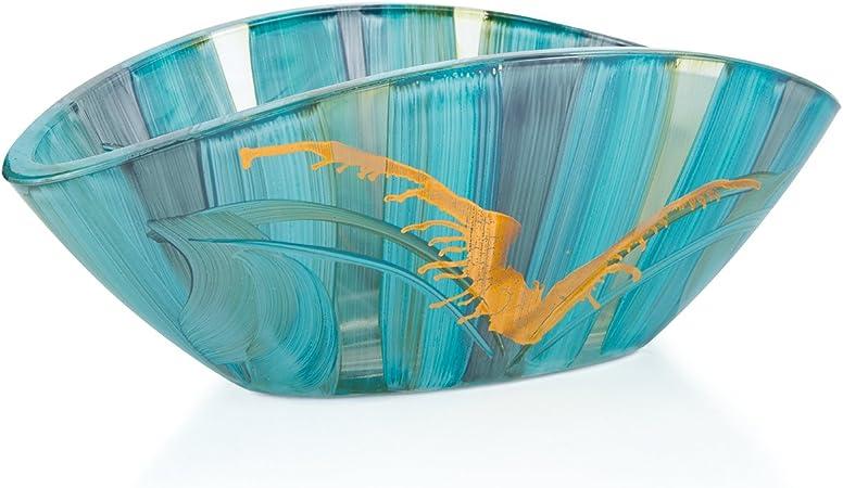 Halskette mit Oleanderblatt und Schaumkorallen aus Edelstahl Jugendstil Wiener Werkst\u00e4tte handgearbeitetes Unikat moderner Halsschmuck