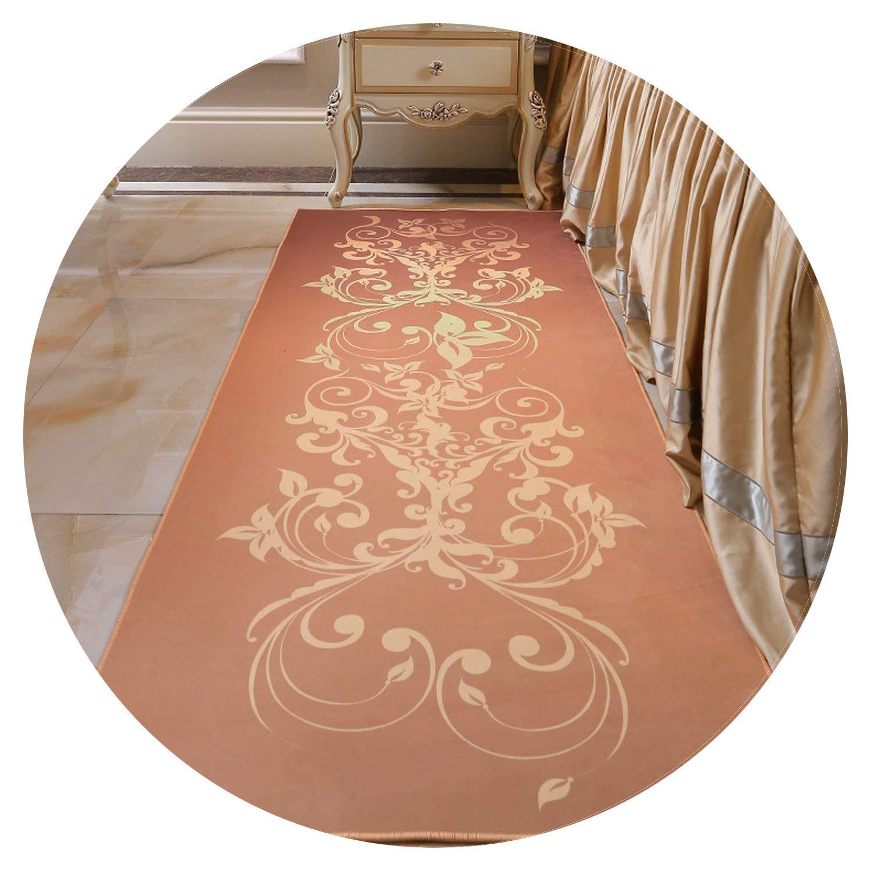 Printed Carpets Sitting Room Bedroom Bedside Rugs Corridor Kitchen Non-Slip Mats,2,60x160cm