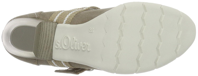 S.Oliver Damen 24404 Pumps Pumps 24404 Braun (Pepper 324) f1da5d