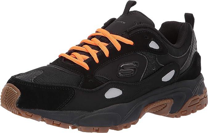 Skechers Herren Stamina Contic Sneaker: Skechers: voyGZ