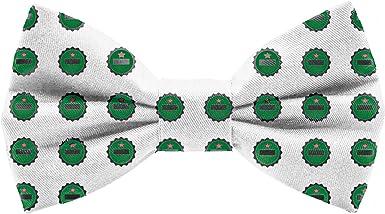Pajarita Chapa Cerveza. Colección de moda hombre. Diseño divertido de las tapas de botella. Confeccionado a mano en España. Regalo original: Amazon.es: Ropa y accesorios