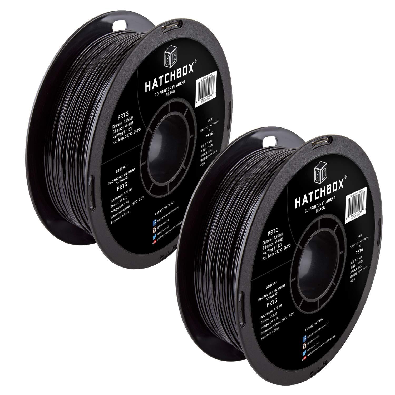 / Cctree 3d Printer Pla Filament 1.75 Schwarz Accuracy 0.05mm 1kg Spool