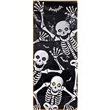 """Halloween Skeleton Decoration Door Cover (30"""" x 72"""")"""