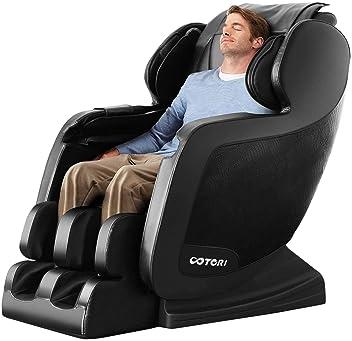 8. Sinoluck 3D Robot Hand Massage Chair