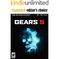Gears 5 - Official Updated Guide - Final Complete Cheats, Hack, Tips, Tricks (English Edition)