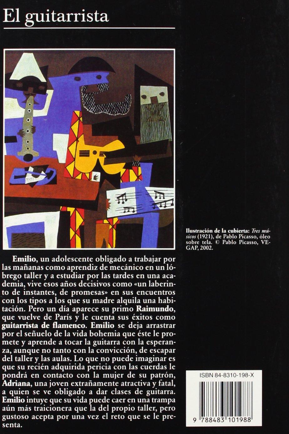 El guitarrista (Andanzas): Amazon.es: Landero, Luis: Libros