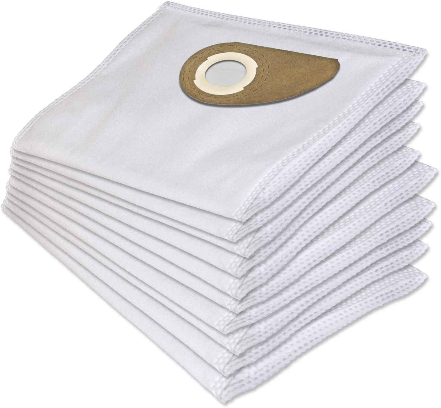 10 bolsas de aspiradora adecuadas para NILFISK BUDDY II BUDDY 2 ...