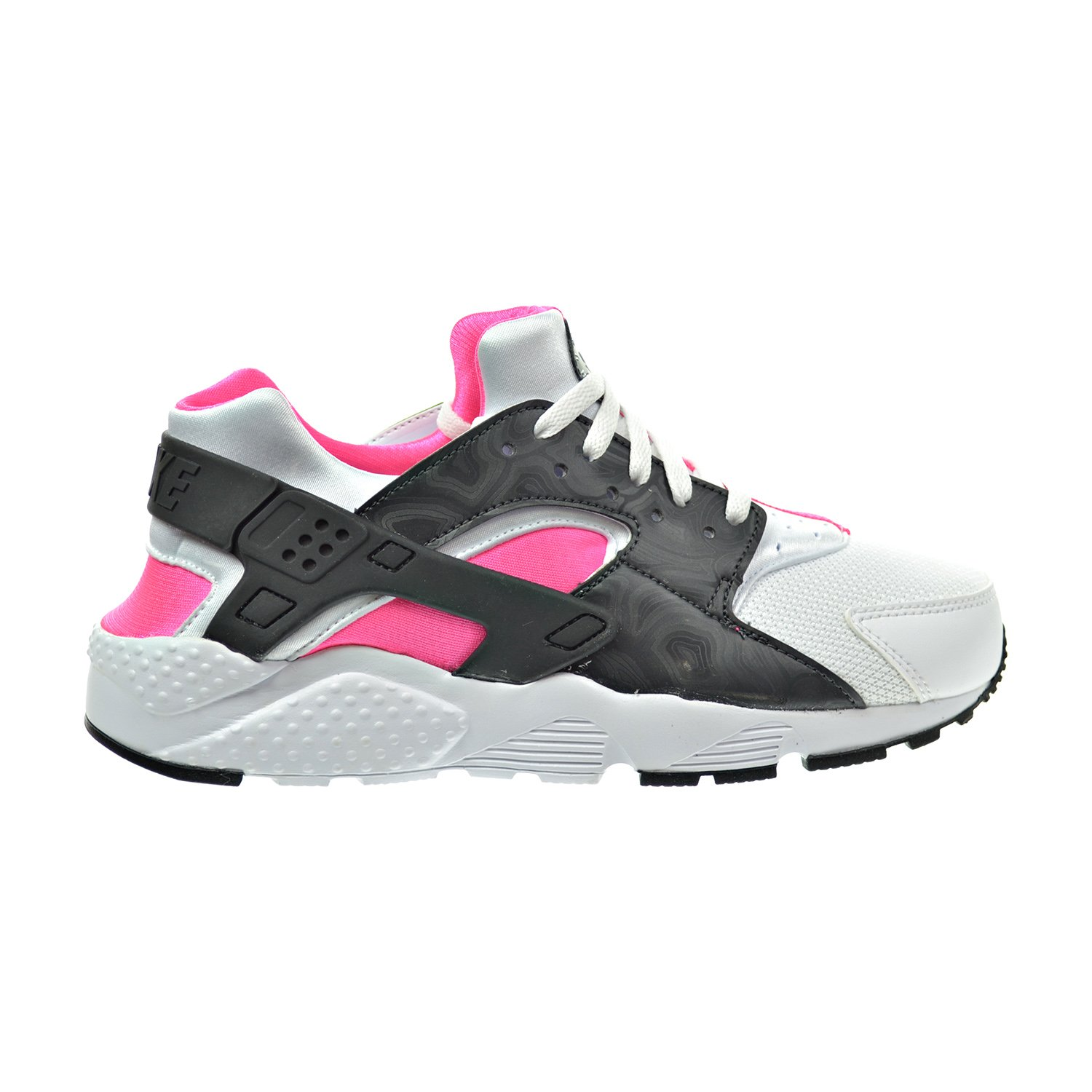 Nike Huarache Run White/Hyper Pink/Black/Anthracite - Nike Running Shoes Fast Delivery - NIKE. JUST