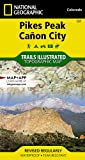 Pikes Peak, Cañon City (National Geographic Trails Illustrated Map (137))