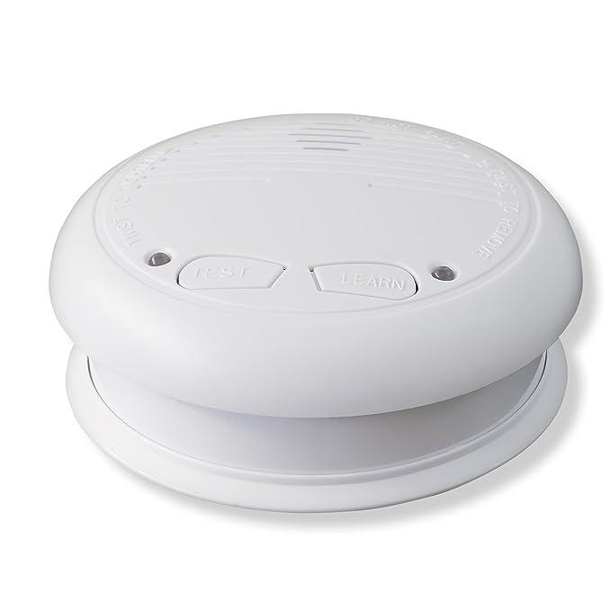 1 x Nemaxx WL10 Detector de humo inalámbrico - con batería ...