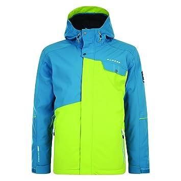 Dare 2b Hombre Mentalidad Chaqueta Para La Nieve - azul - verde, XXG: Dare2b: Amazon.es: Deportes y aire libre
