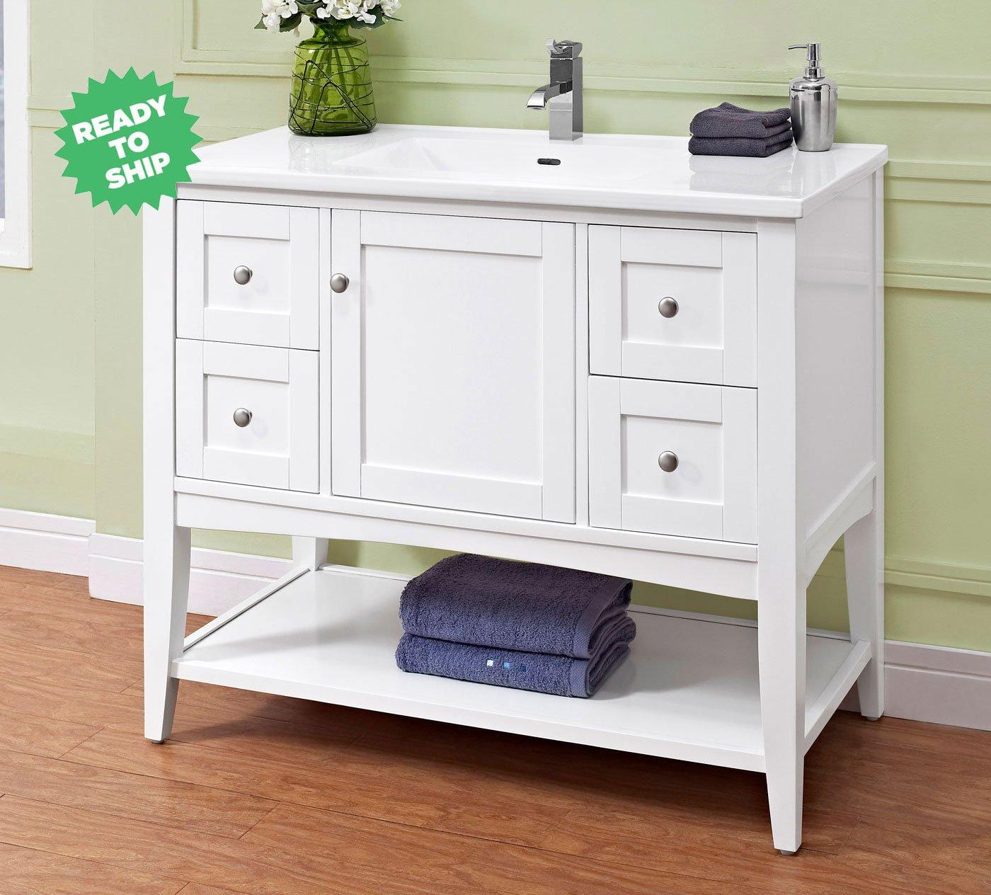 Amazon.com: Fairmont Designs 1512-VH42 Shaker Americana 42\