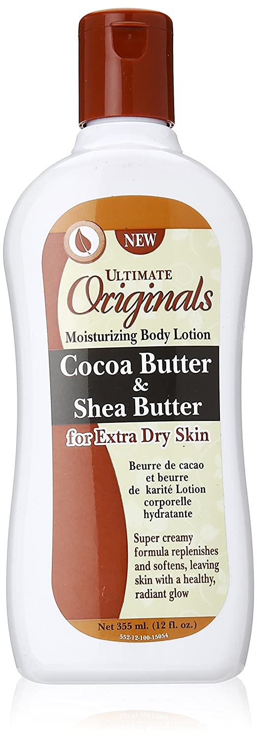 Africa's Best Cocoa Butter and Shea Body Lotion