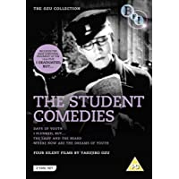 The Ozu Collection: The Student Comedies [2 DVDs] [UK Import]