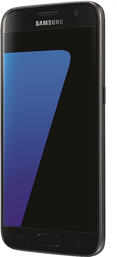 Samsung S7 Negro 32GB Smartphone Libre (Reacondicionado)- Versión ...