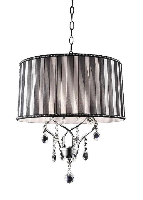 Amazon.com: ok-5123h (53,3 cm H Lady – Lámpara de techo de ...